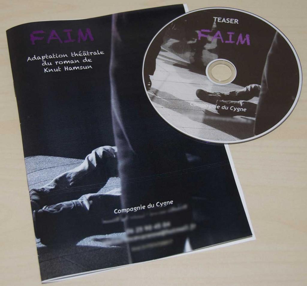 Dossier de presse avec son dvd